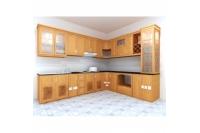 Tủ bếp TB02